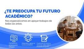 Trabajos y talleres, cursos UNAD, ensayos, correcciones, NORMAS APA, tesis, asesorías, trabajos universitarios, POLI