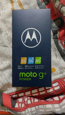 Cambio moto g 9 Power de 128 gigas por xiaomi