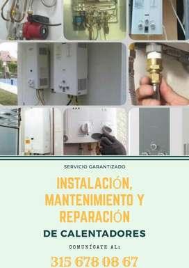 Instalación, Mantenimiento Y Reparación