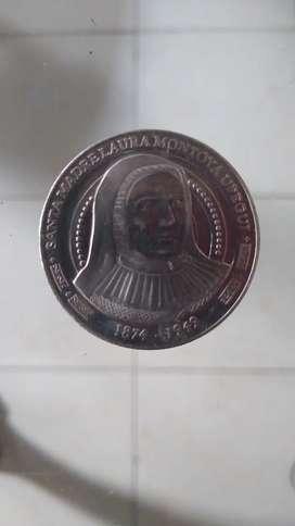 Moneda Santa Madre Montoya Upegui (5000)