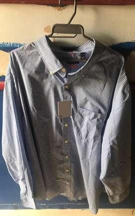 Camisa manga larga 3XL