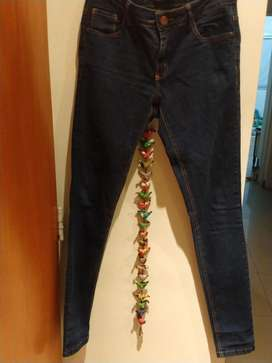 Jeans Cher Talle 38