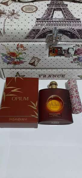 PERFUME OPIUM YVES SAINT LAURENT EDP 90 ML ORIGINAL