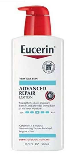 Crema Eucerin Reparacion Avanzada