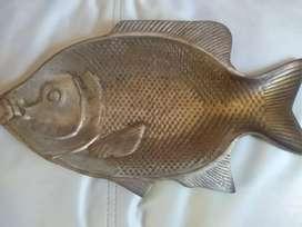 Figura de pescado muy bonito