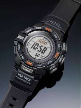 Casio Pro Trek PRG-270-1 Reloj digital multifuncional