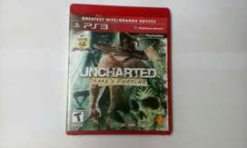 Ps3 : Uncharted 1