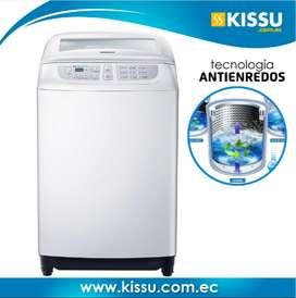 Lavadora Samsung 14kg tegnologia antienredos