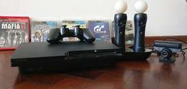 Sony Play Station 3 + Move