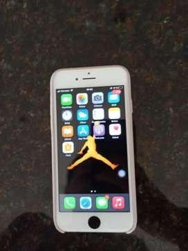 iPhone 7 funcionando perfecto 128 gigas