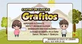 Centro de tareas GRAFITOS