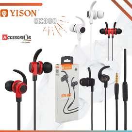 Auriculares YISON CX300 ‼️ Full sonido originales