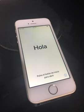 IphoneSE 16Gb Gold 8/10
