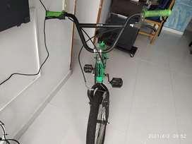 Bicicleta en buen