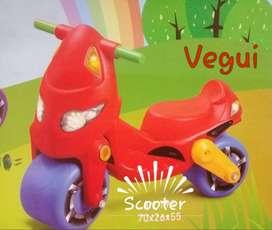 Mi primer Scooter Vegui