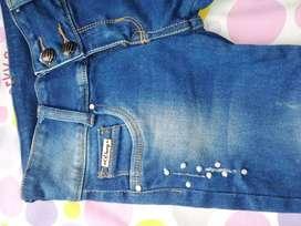 Blue Jeans niña
