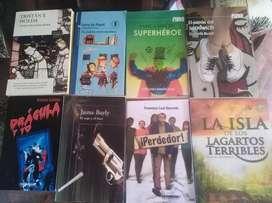 libros desde 5 mil en adelanté