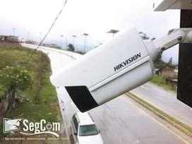 Cámaras HD para talleres, hangares, bodegas, patios, fincas, lotes