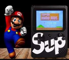 Mini consola retro SUP game 400 juegos en 1