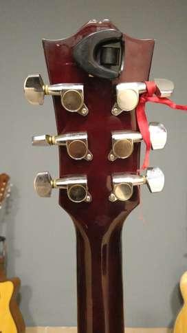Vendo guitarra electroacustica marca Midland