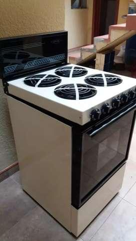 Estufas totalmente electricas