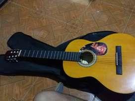 Guitarra bonita negociable