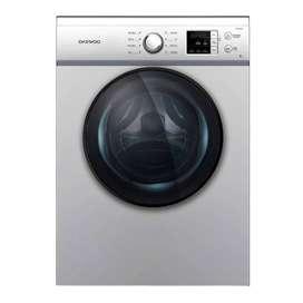 Secadora de ropa DAEWOO  DWD-700CCS Capacidad: 7 KG FACTURA