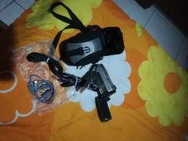 Video cámara marca sony handycam DCR-SX40