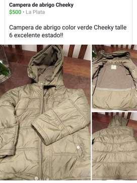 Campera Cheeky Niños