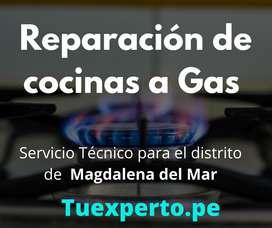 Reparación de Cocinas a Gas en Magdalena del Mar - Lima - Servicio Técnico de cocinas a gas en Magdalena del Mar
