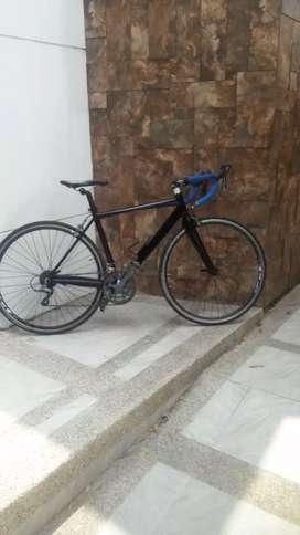 Bicicleta semi carreras deruta