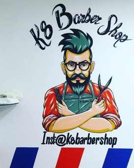 Se necesita Barbero con experiencia Barrio La Alboraya