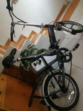 Bicicleta eléctrica buen estado