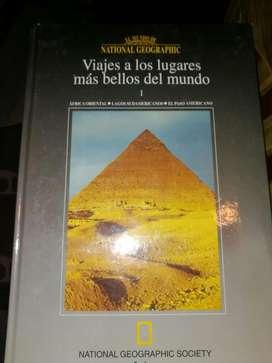 Coleccion de Libros National Geographic