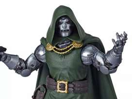 Dr. Doom los 4 fantásticos Marvel Legends