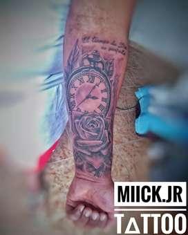 Servicio de Tatuajes