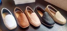 Zapatos mocasines para niños