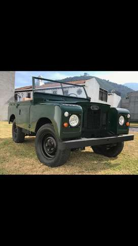 Land rover 1965 serie 2 $9000 inf  58532133