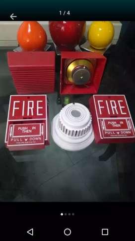 Alarmas estaciones incendio
