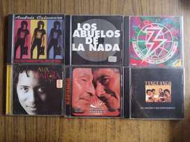 CDs de música originales