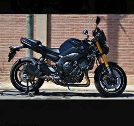Vendo Yamaha Fazer 800 / FZ8 Naked modelo 2011 en Excelente estado!!!