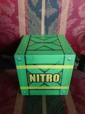 Alcancia Crash Nitro Box