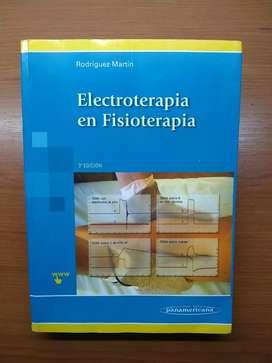 Electroterapia en Fisioterapia Rodriguez Martín 3ra Edición