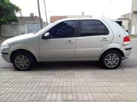 Fiat Palio 1.4 ELX 5 P FULL CON GNC  AÑO 2009