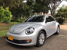 Volkswagen beetle 2016 automatico