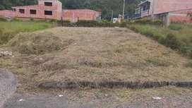 Vendo lote en Pacho  urbanizacion Amaru barrio la Ferreria