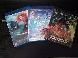 Gran promoción Películas BLU  RAY - DVD