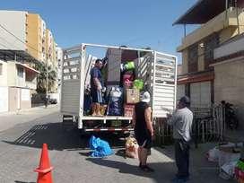 transporte de mudanzas 4tn.
