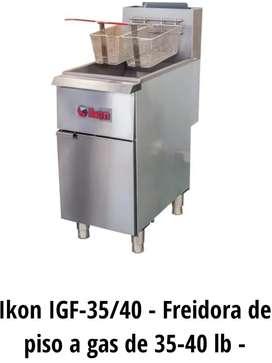 Freidoras industriales para cocina