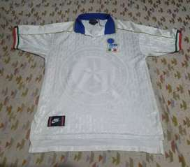 Camiseta Nike Italia blanca